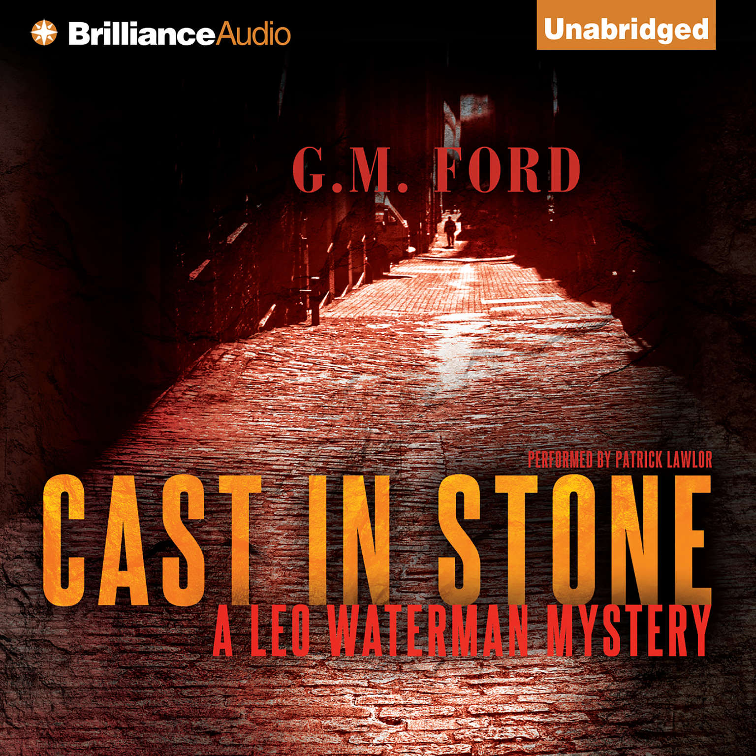 Printable Cast in Stone Audiobook Cover Art