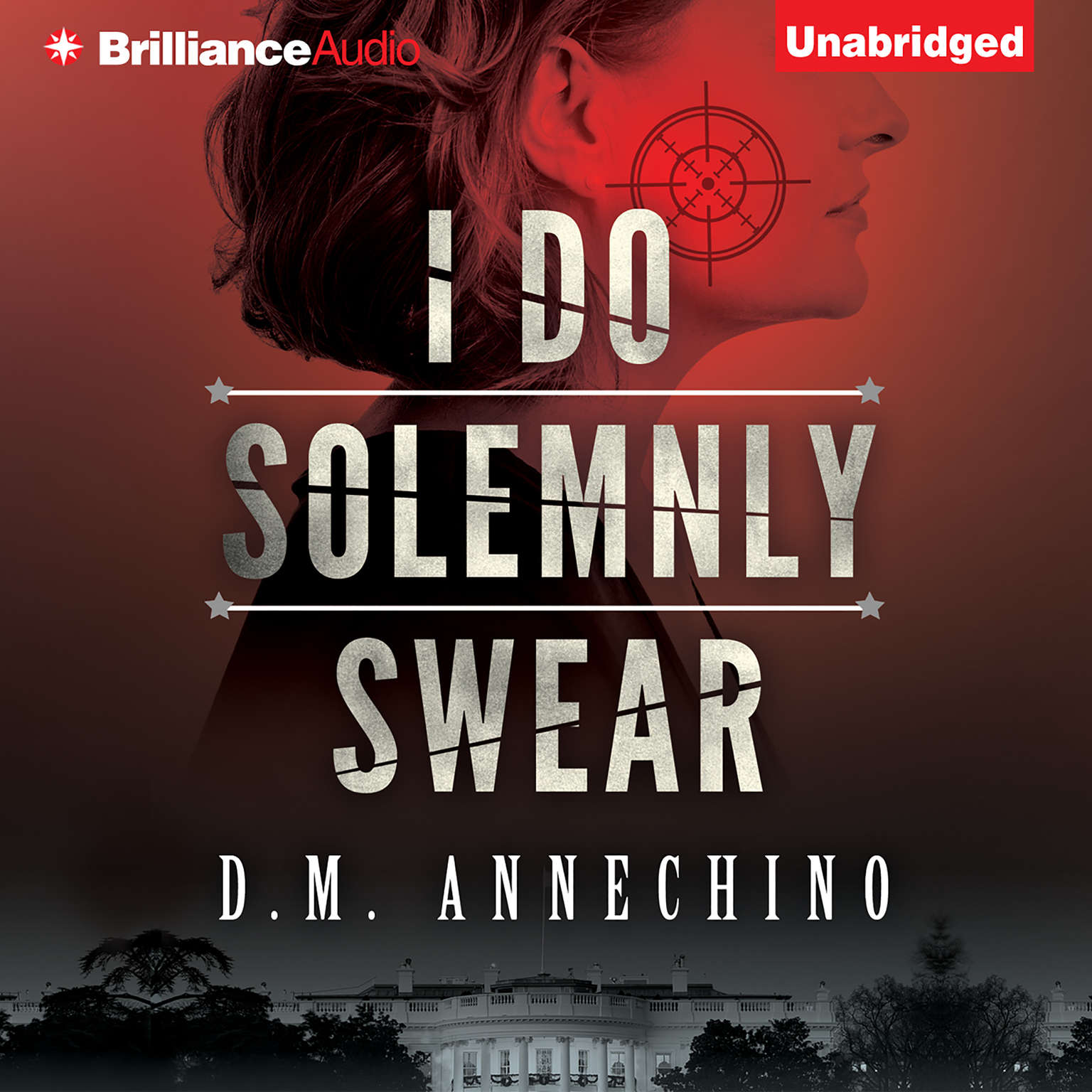 Printable I Do Solemnly Swear Audiobook Cover Art