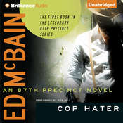 Cop Hater Audiobook, by Ed McBain