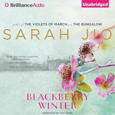 Blackberry Winter: A Novel Audiobook, by Sarah Jio