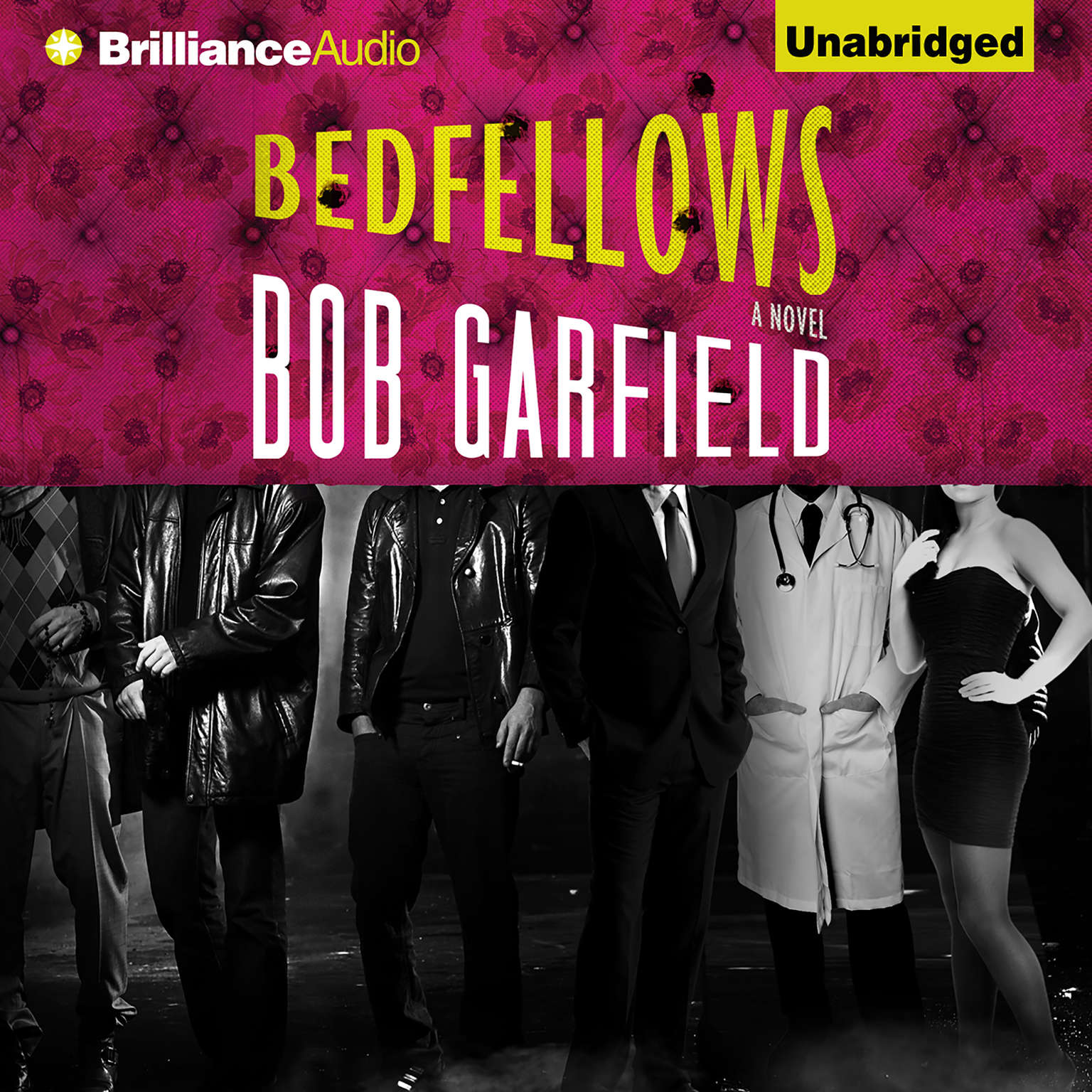Printable Bedfellows Audiobook Cover Art