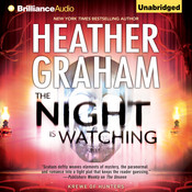 The Night Is Watching Audiobook, by Heather Graham