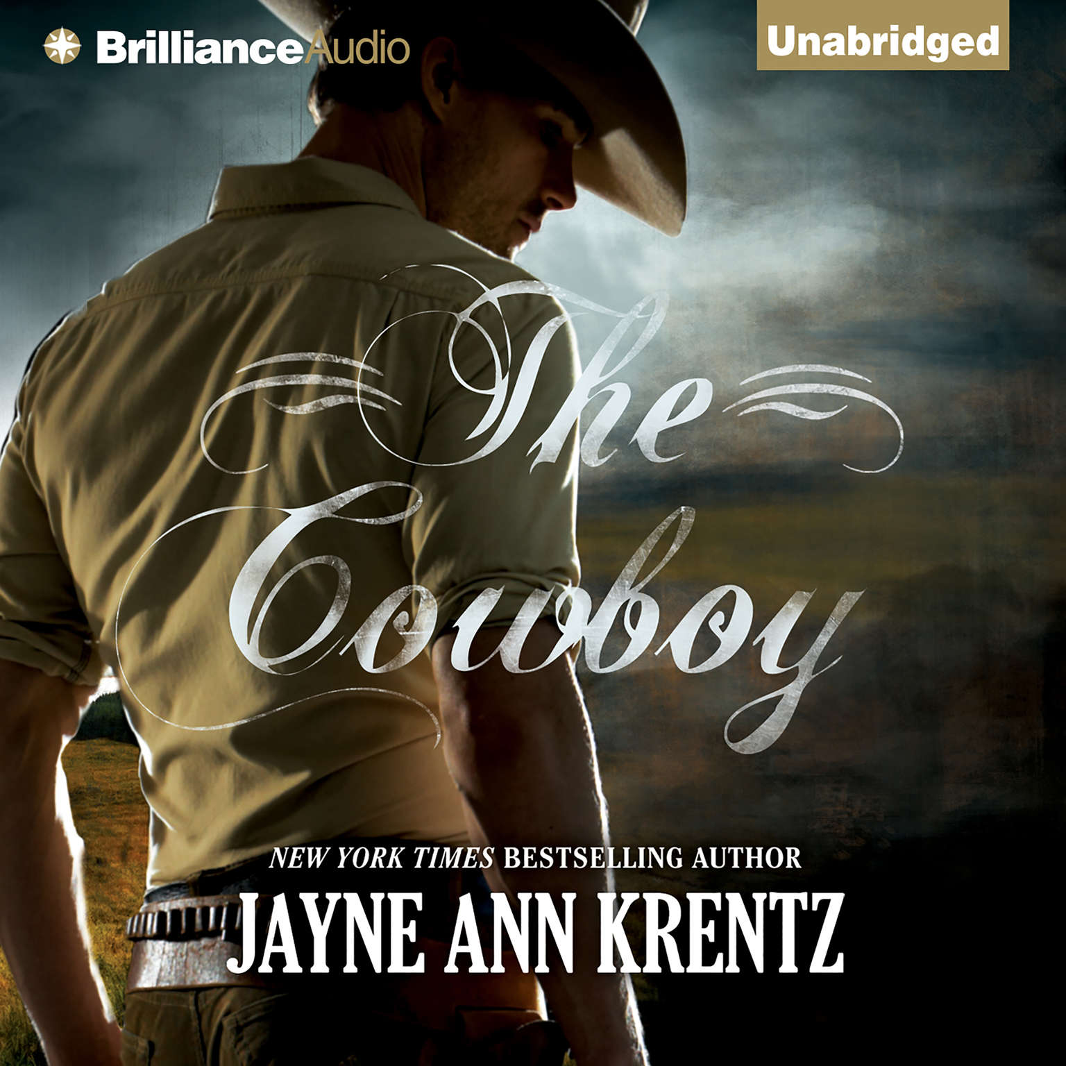 Printable The Cowboy Audiobook Cover Art