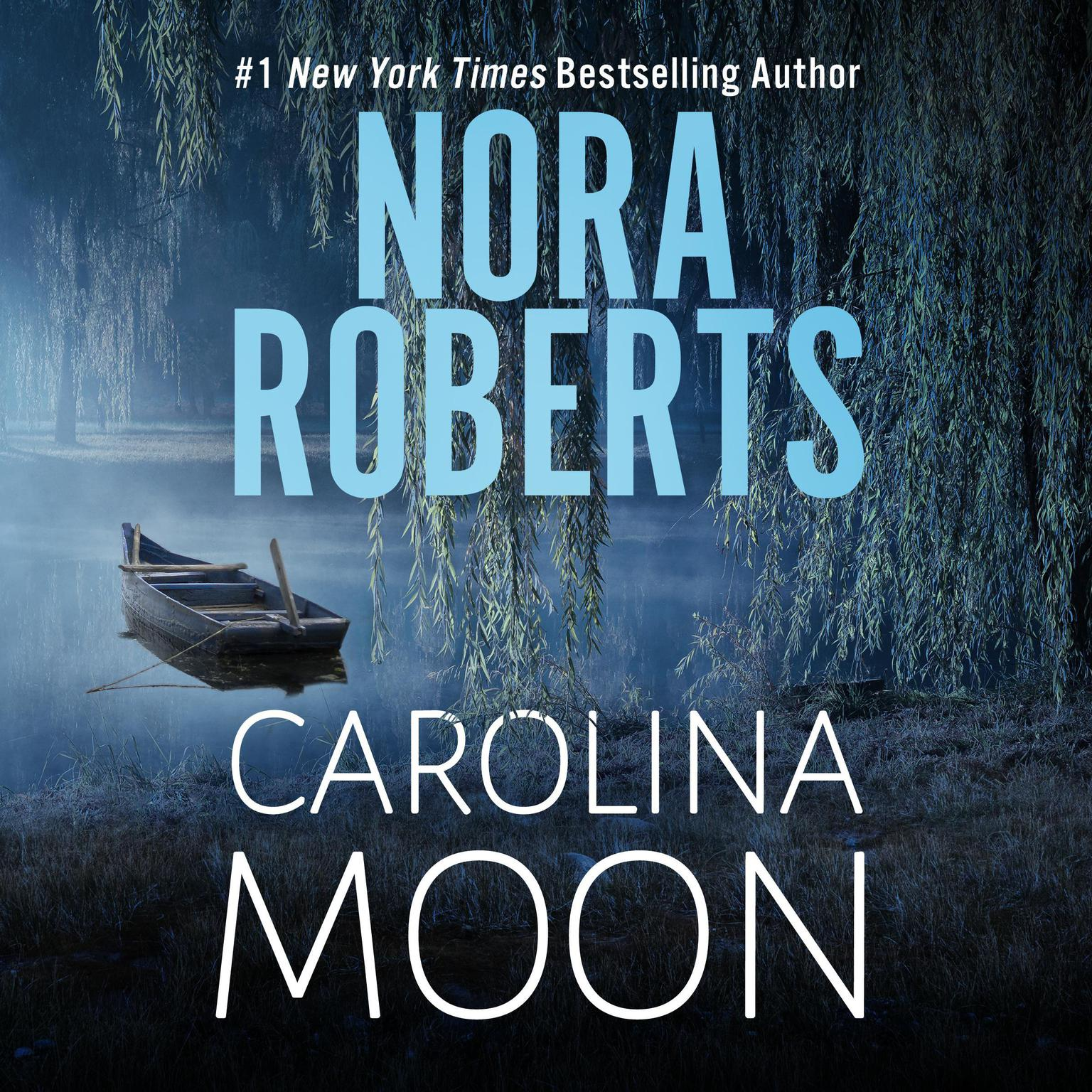 Printable Carolina Moon Audiobook Cover Art