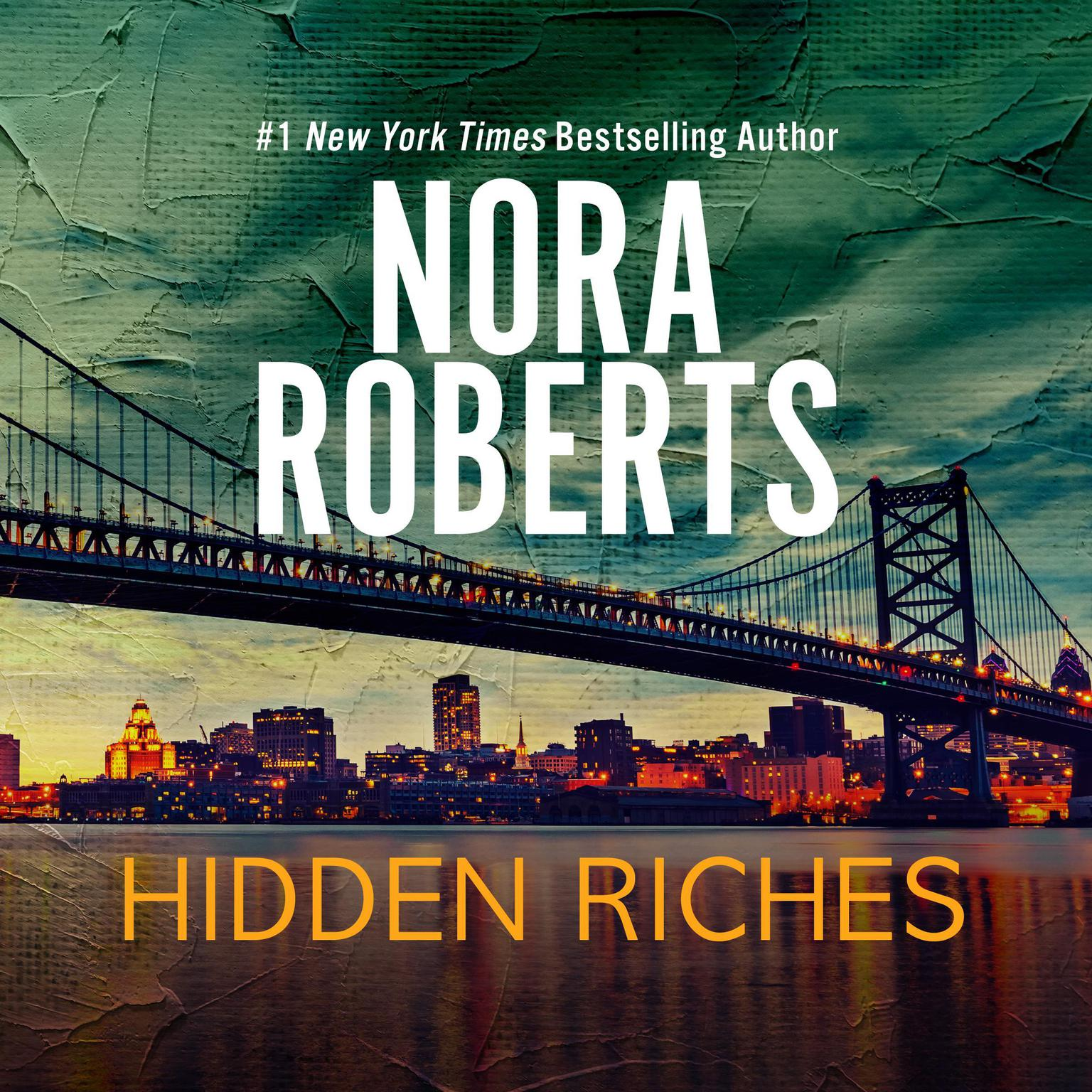 Printable Hidden Riches Audiobook Cover Art