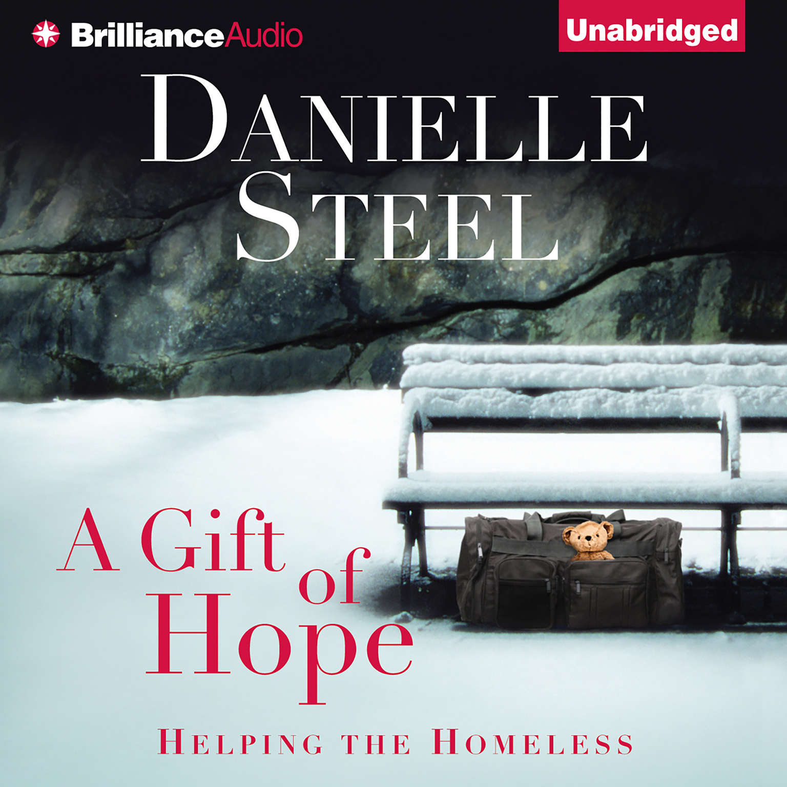Printable A Gift of Hope: Helping the Homeless Audiobook Cover Art