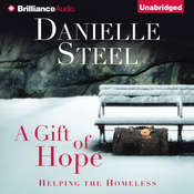 A Gift of Hope: Helping the Homeless Audiobook, by Danielle Steel
