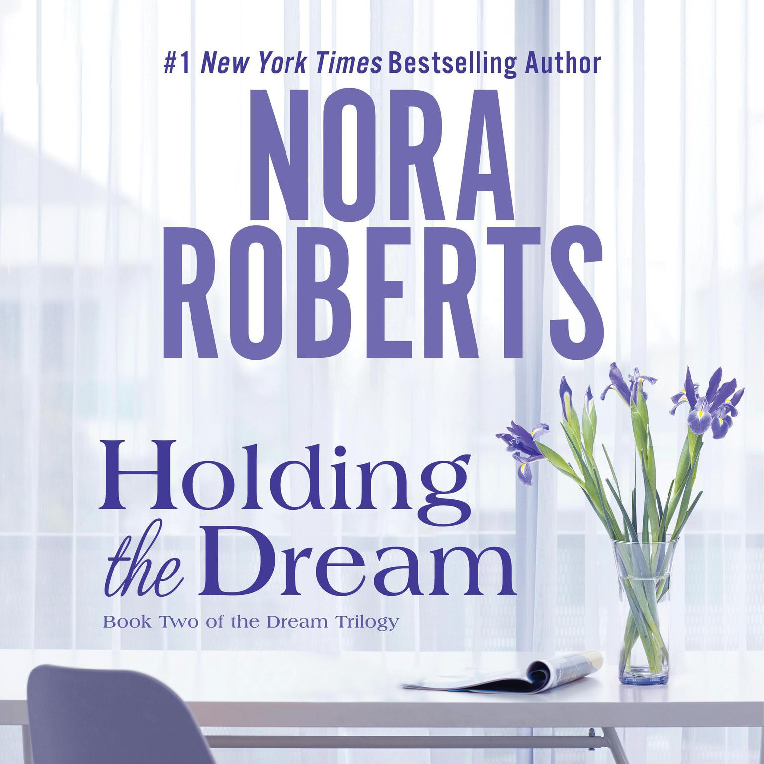 Printable Holding the Dream Audiobook Cover Art