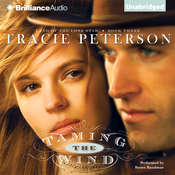 Taming the Wind Audiobook, by Tracie Peterson