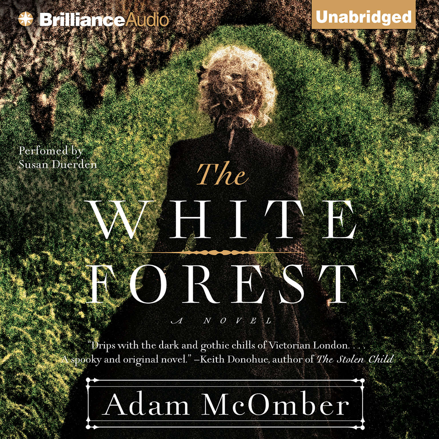 Printable The White Forest Audiobook Cover Art