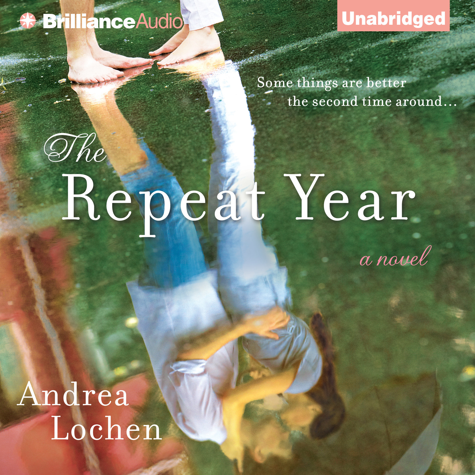 Printable The Repeat Year Audiobook Cover Art