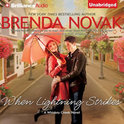 When Lightning Strikes Audiobook, by Brenda Novak