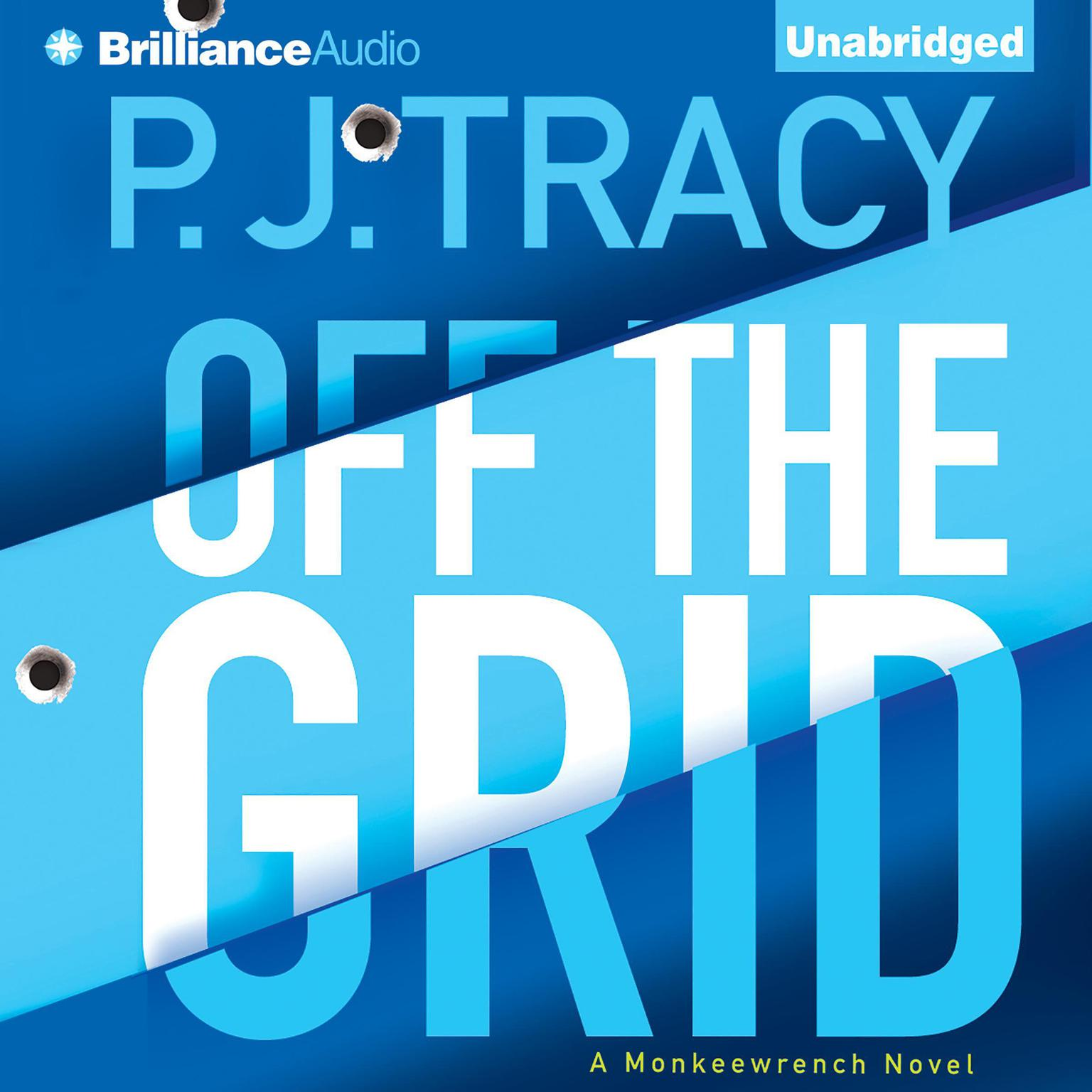 Printable Off the Grid Audiobook Cover Art