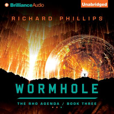 Wormhole Audiobook, by Richard Phillips
