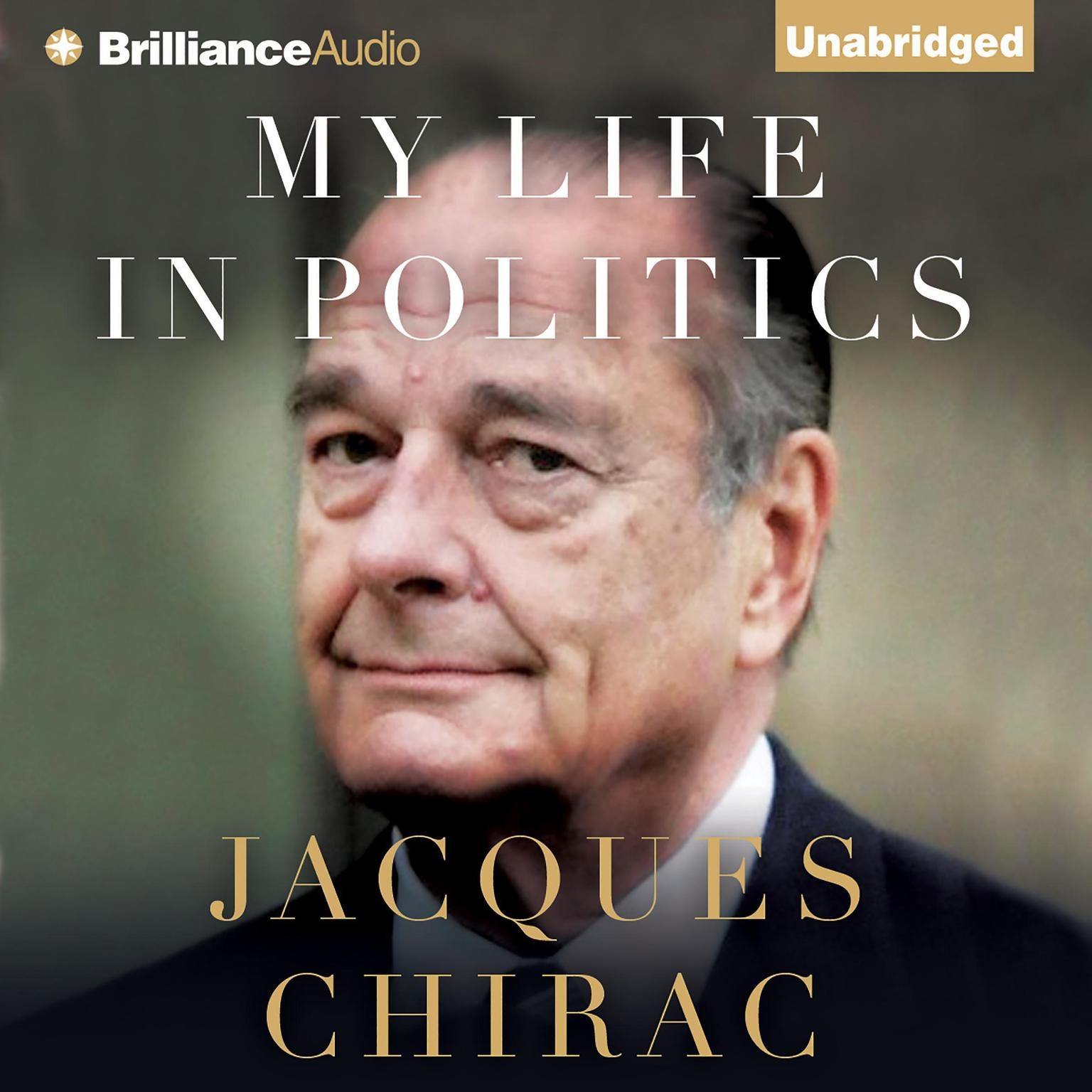 Printable My Life in Politics Audiobook Cover Art