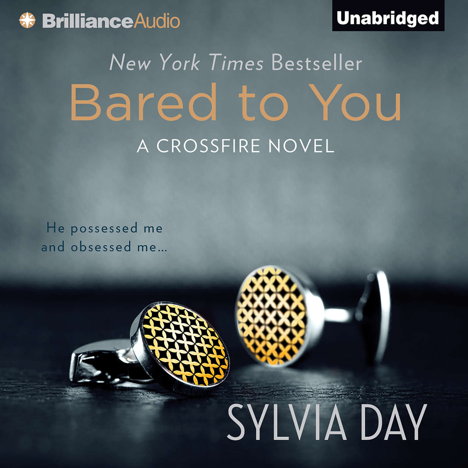 Printable Bared to You: A Crossfire Novel Audiobook Cover Art