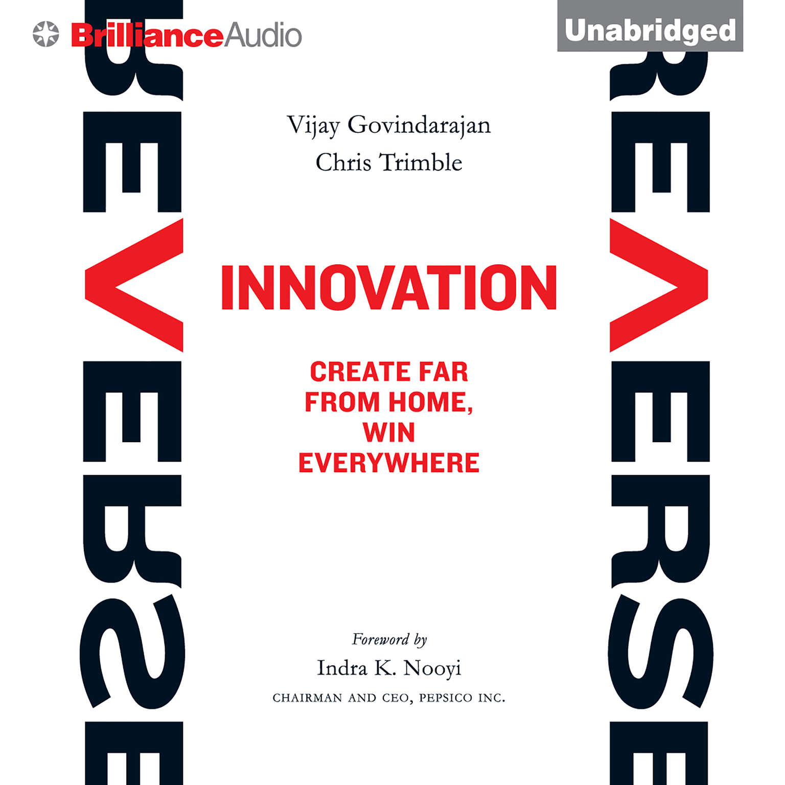Printable Reverse Innovation: Create Far From Home, Win Everywhere Audiobook Cover Art