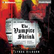 The Vampire Shrink Audiobook, by Lynda Hilburn