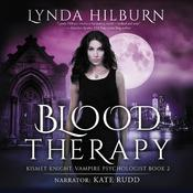 Blood Therapy Audiobook, by Lynda Hilburn
