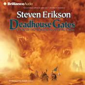 Deadhouse Gates Audiobook, by Steven Erikson