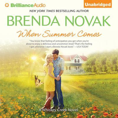 When Summer Comes Audiobook, by Brenda Novak