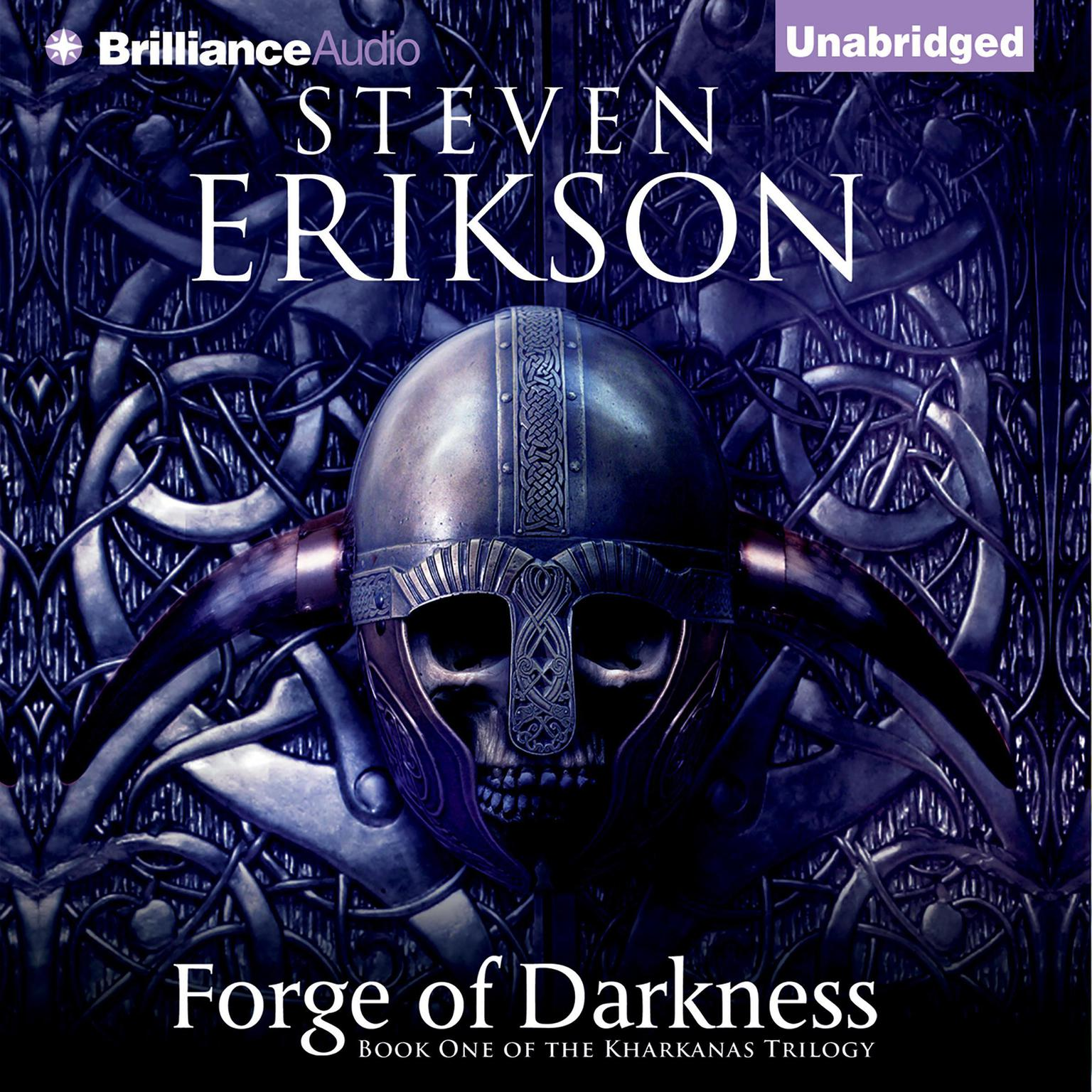 Printable Forge of Darkness Audiobook Cover Art