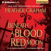 Beneath a Blood Red Moon Audiobook, by Heather Graham