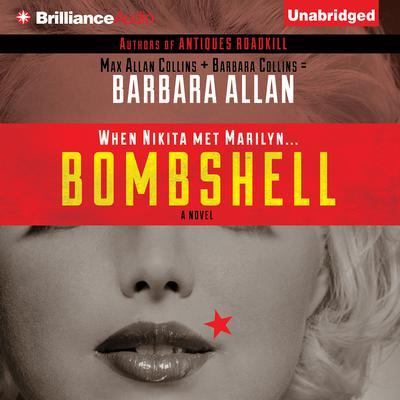 Bombshell Audiobook, by Barbara Allan