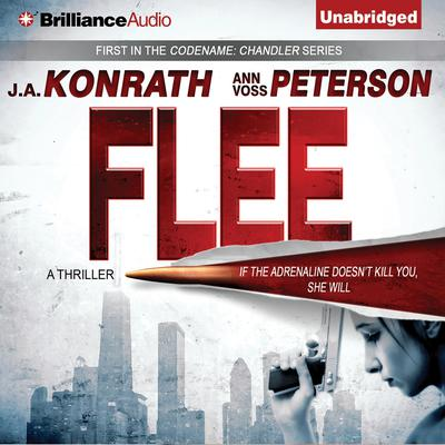 Flee Audiobook, by J. A. Konrath