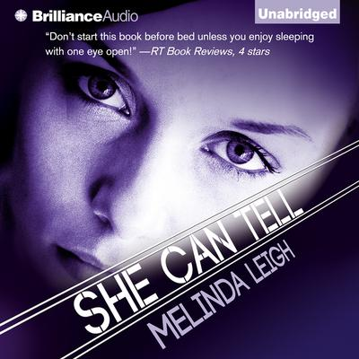 She Can Tell Audiobook, by Melinda Leigh