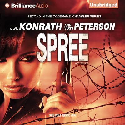 Spree: A Thriller Audiobook, by J. A. Konrath