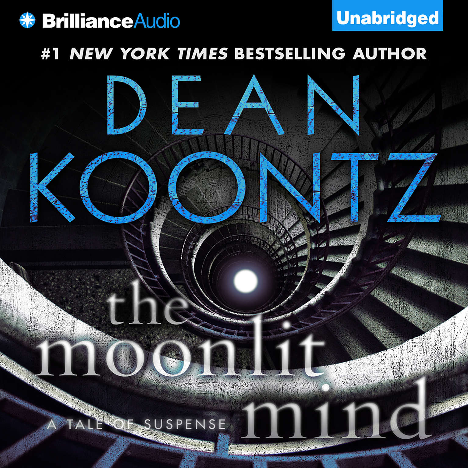 Printable The Moonlit Mind: A Tale of Suspense Audiobook Cover Art