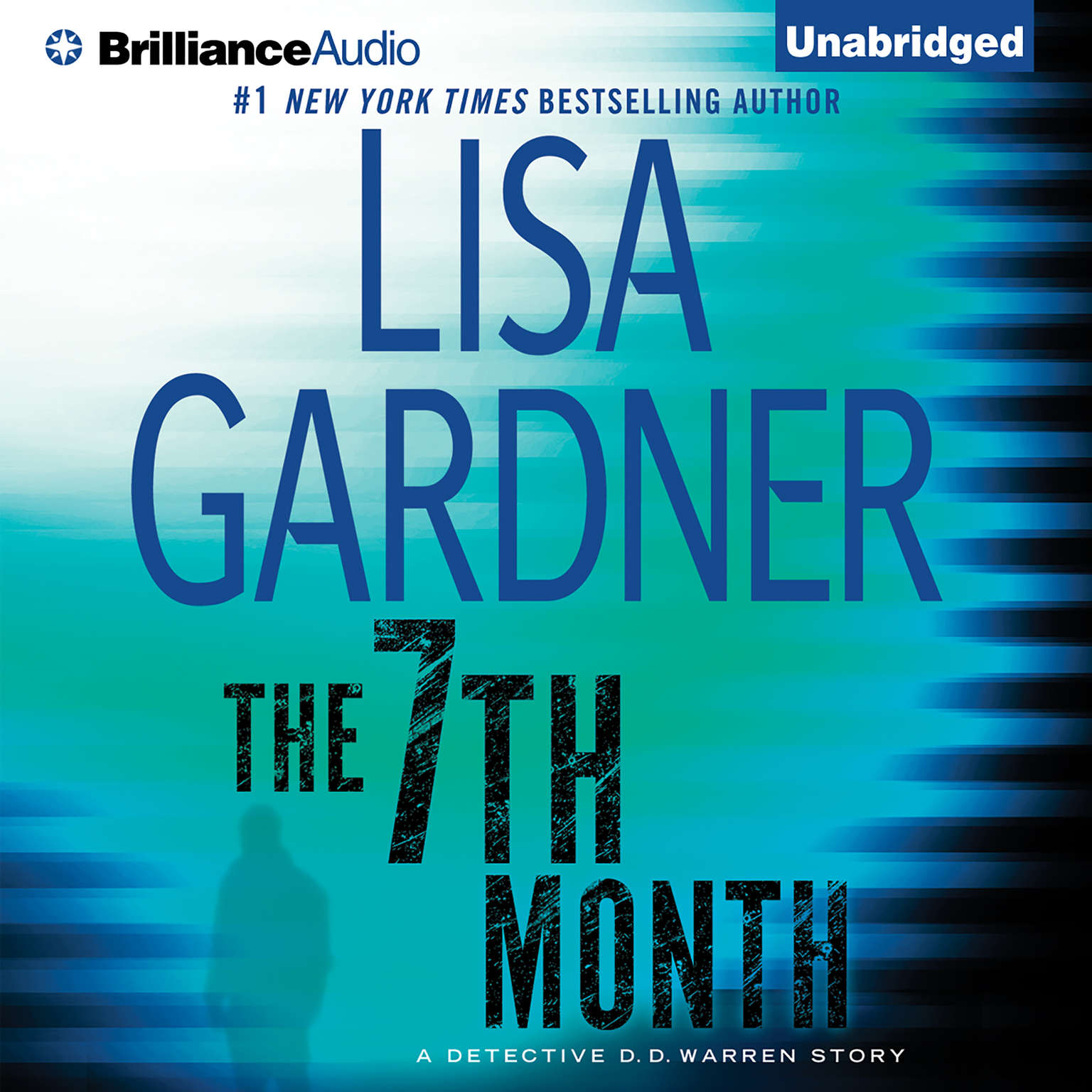 Printable The 7th Month Audiobook Cover Art
