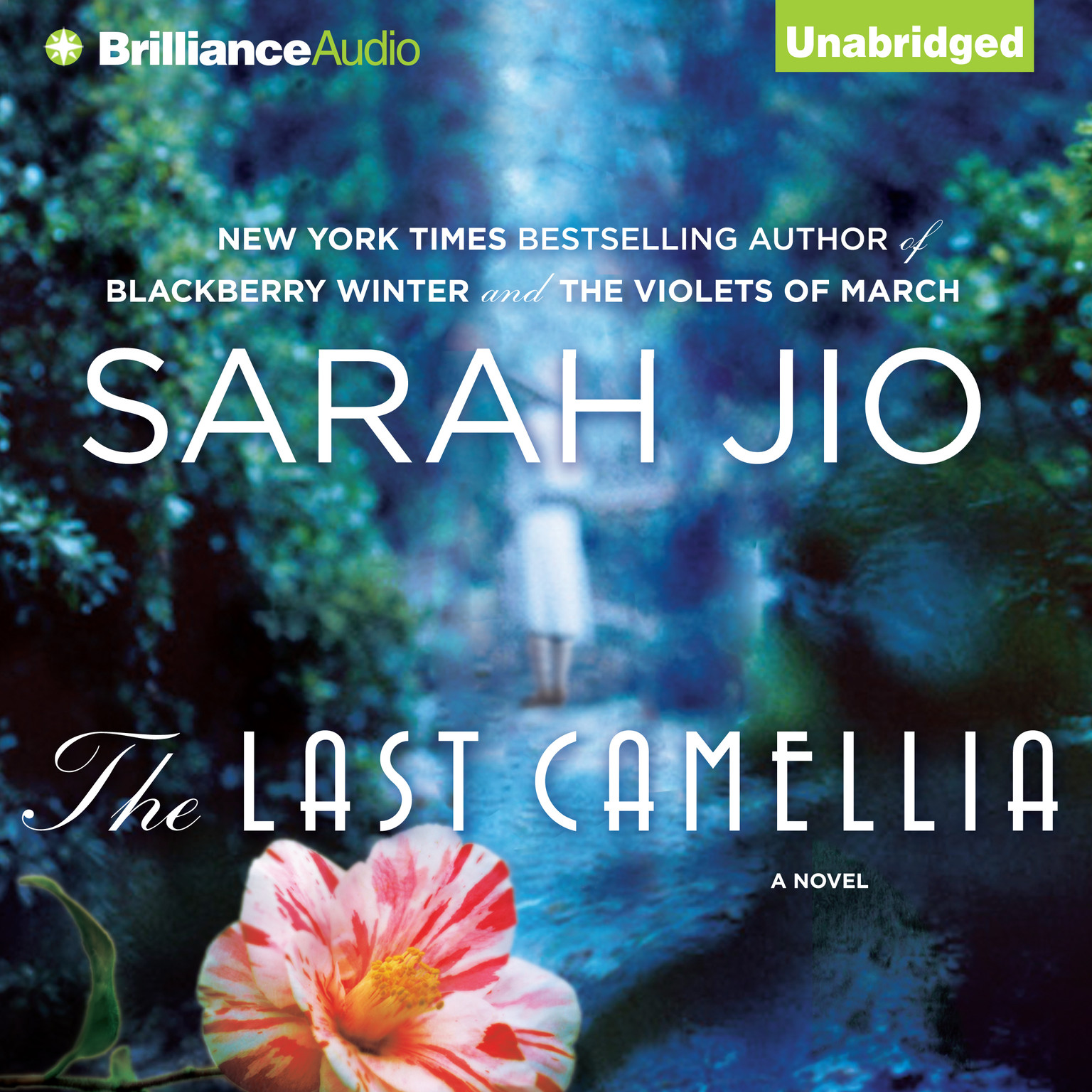 Printable The Last Camellia: A Novel Audiobook Cover Art
