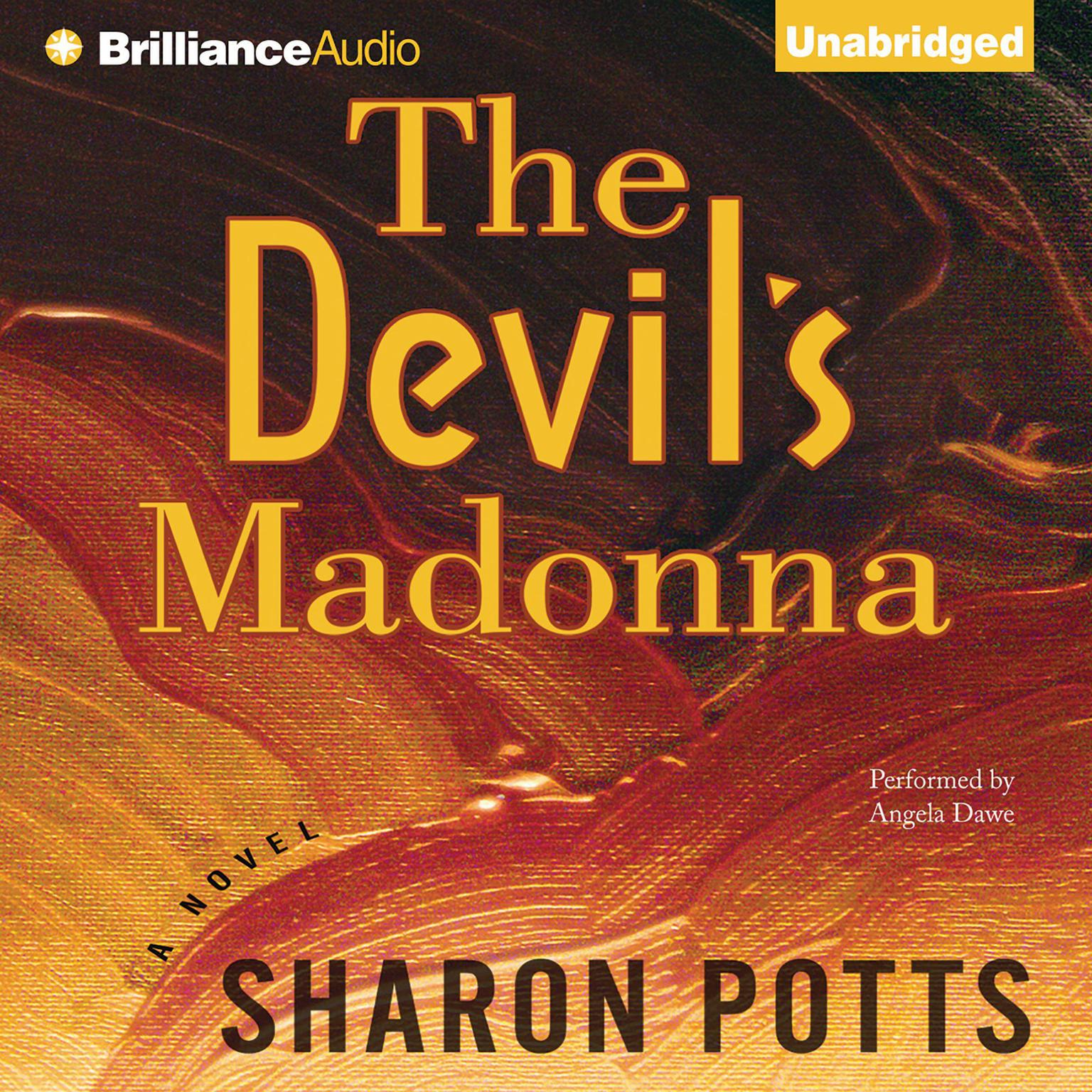 Printable The Devil's Madonna: A Novel Audiobook Cover Art
