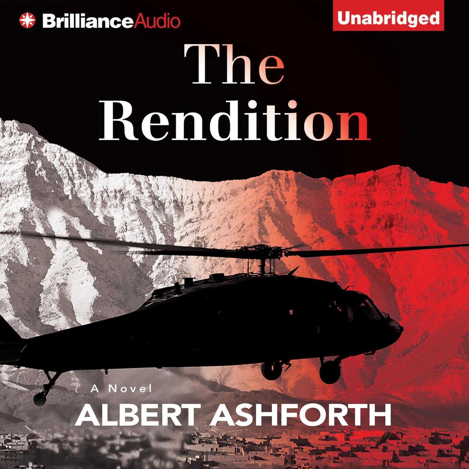 Printable The Rendition: A Novel Audiobook Cover Art
