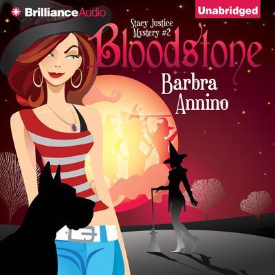 Bloodstone Audiobook, by Barbra Annino