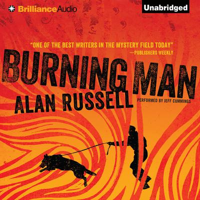 Burning Man Audiobook, by Alan Russell