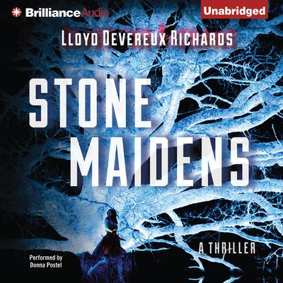 Stone Maidens Audiobook, by Lloyd Devereux Richards