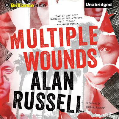 Multiple Wounds: A Novel Audiobook, by Alan Russell