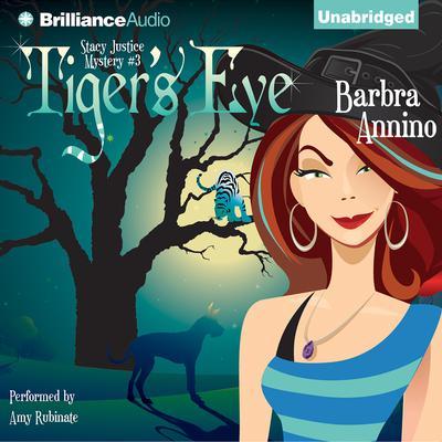 Tigers Eye Audiobook, by Barbra Annino