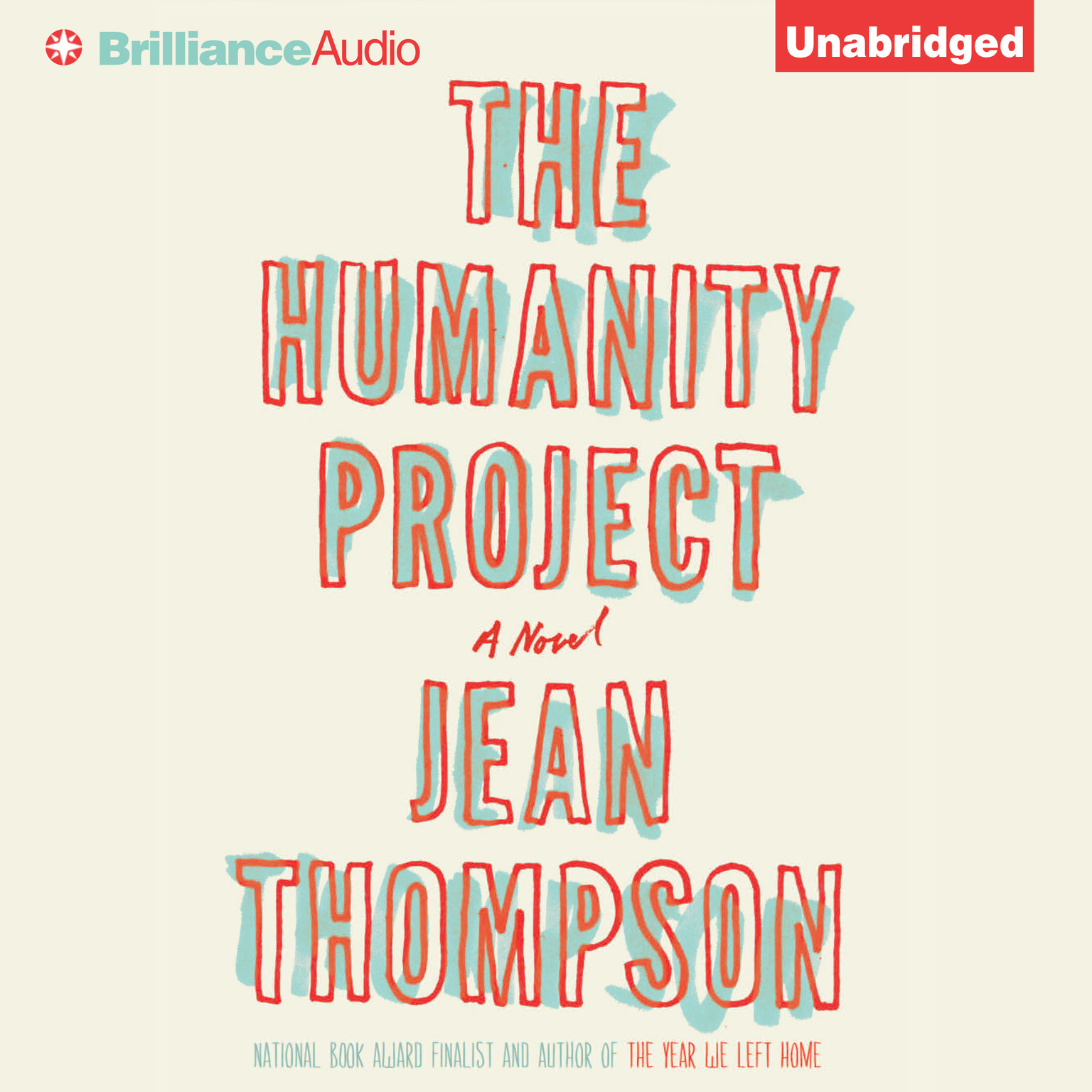 Printable The Humanity Project Audiobook Cover Art