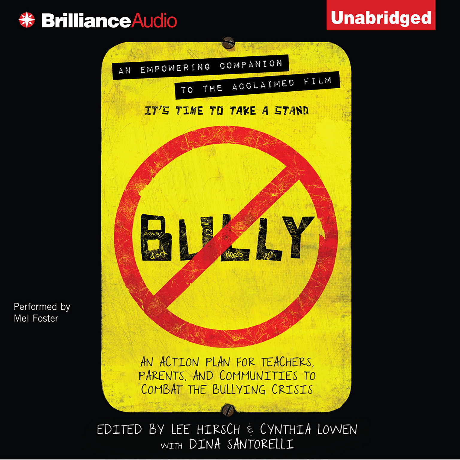 Printable Bully: An Action Plan for Teachers, Parents, and Communities to Combat the Bullying Crisis Audiobook Cover Art
