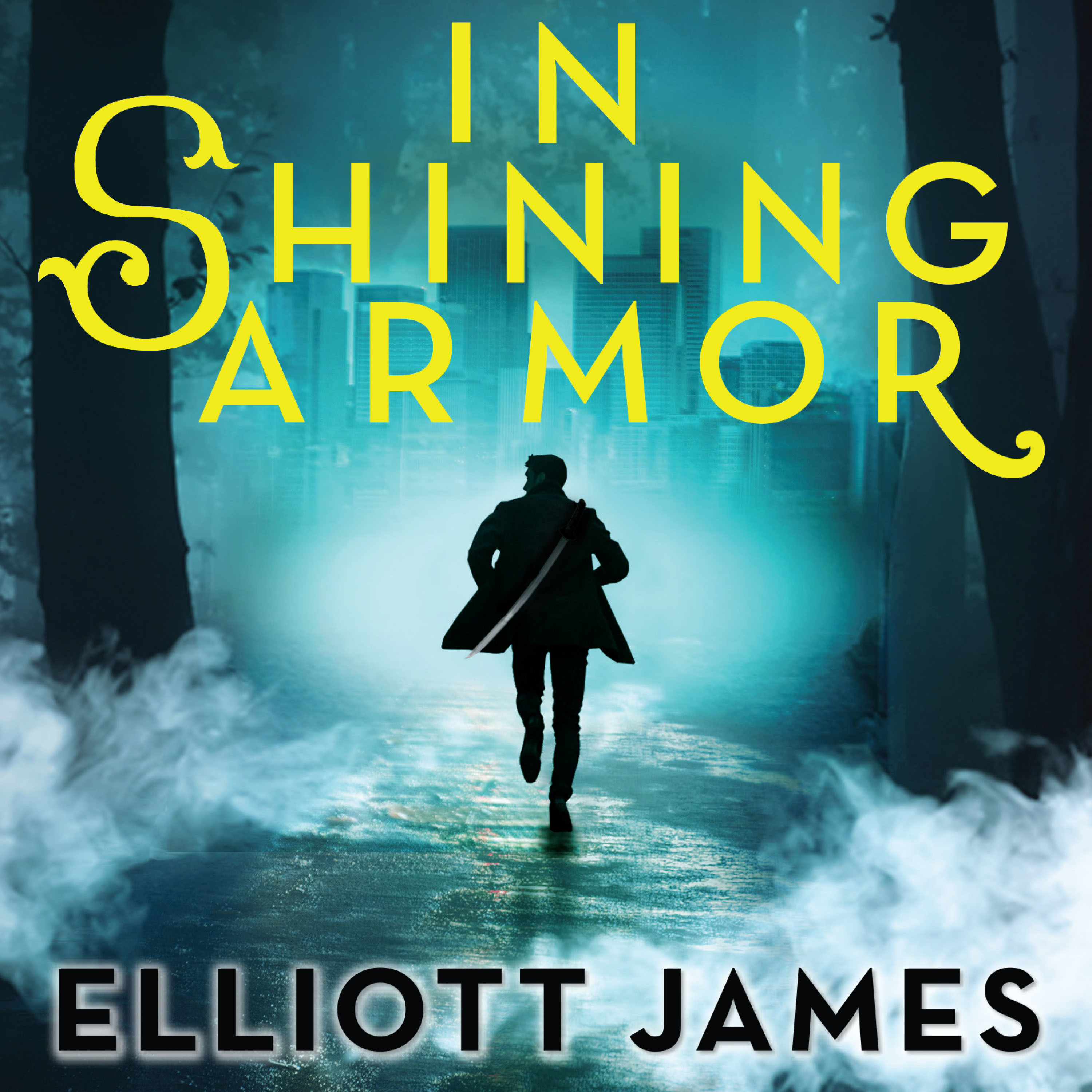 Printable In Shining Armor Audiobook Cover Art