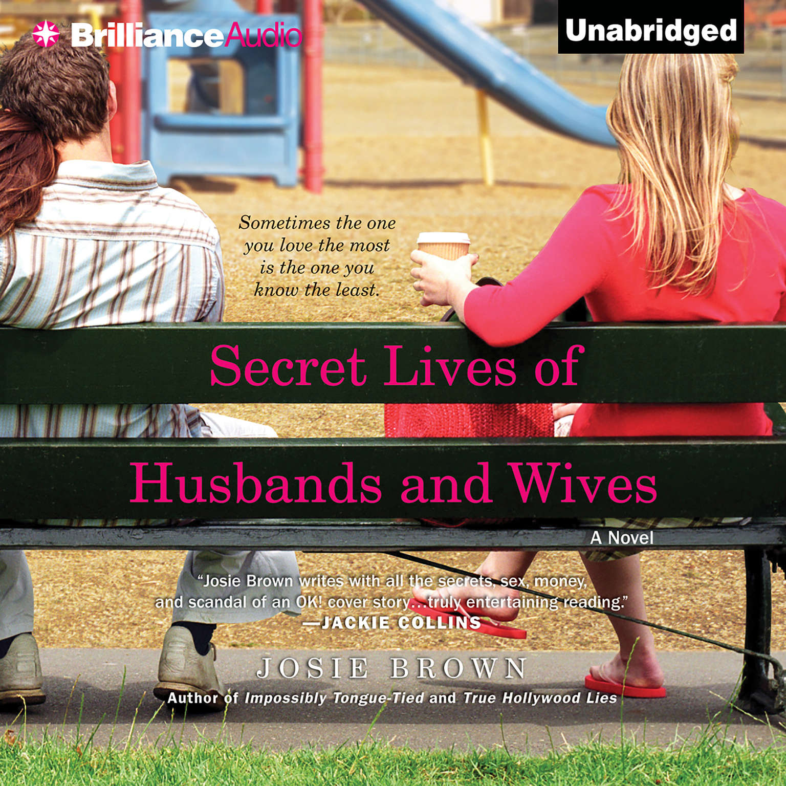 Printable Secret Lives of Husbands and Wives Audiobook Cover Art