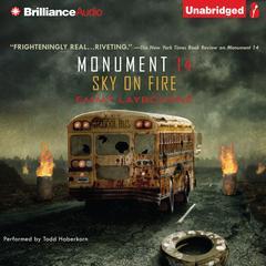 Sky on Fire Audiobook, by Emmy Laybourne