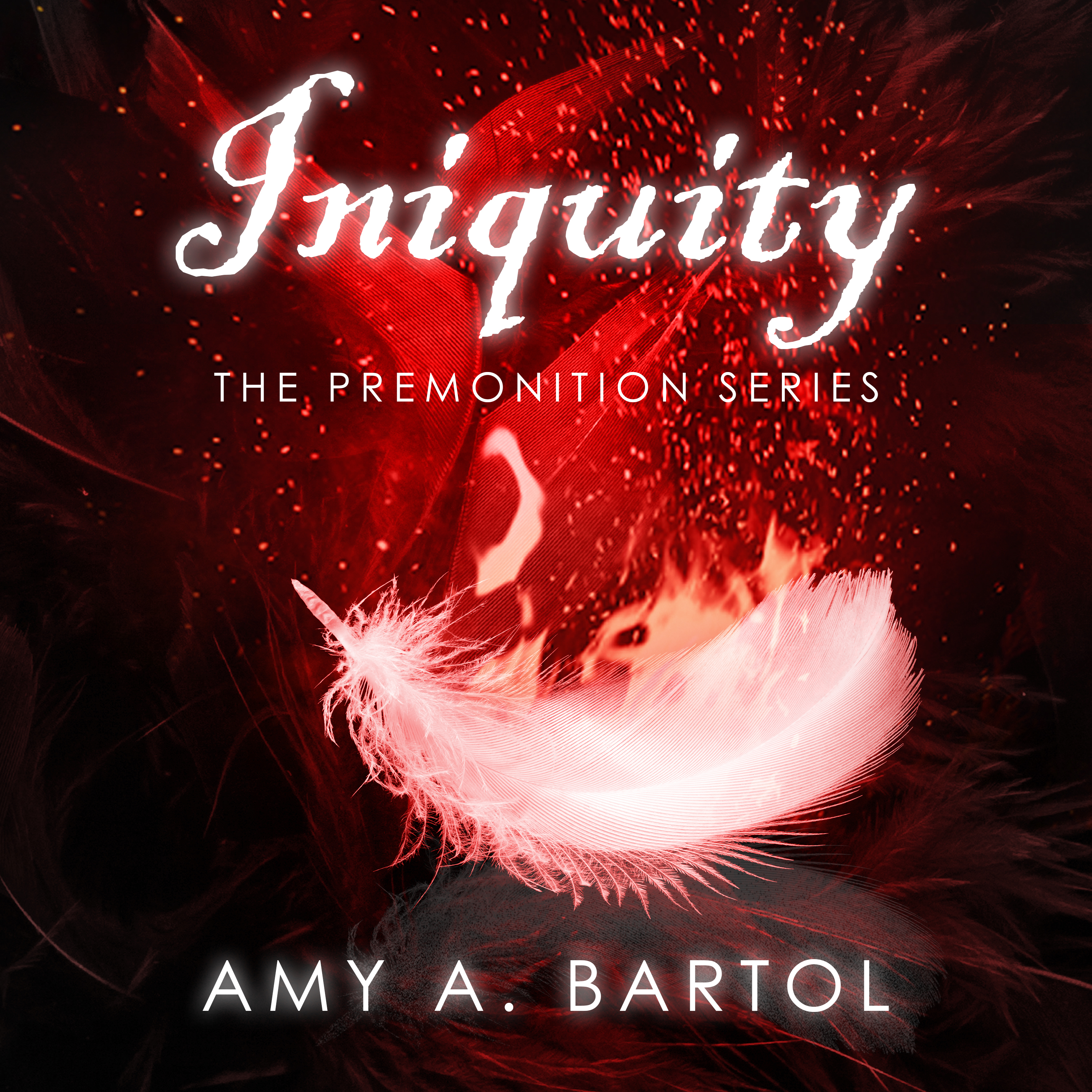 Printable Iniquity Audiobook Cover Art