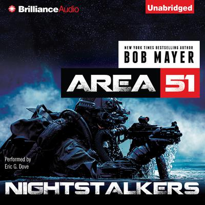 Nightstalkers Audiobook, by Bob Mayer