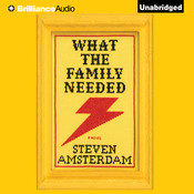 What the Family Needed Audiobook, by Steven Amsterdam