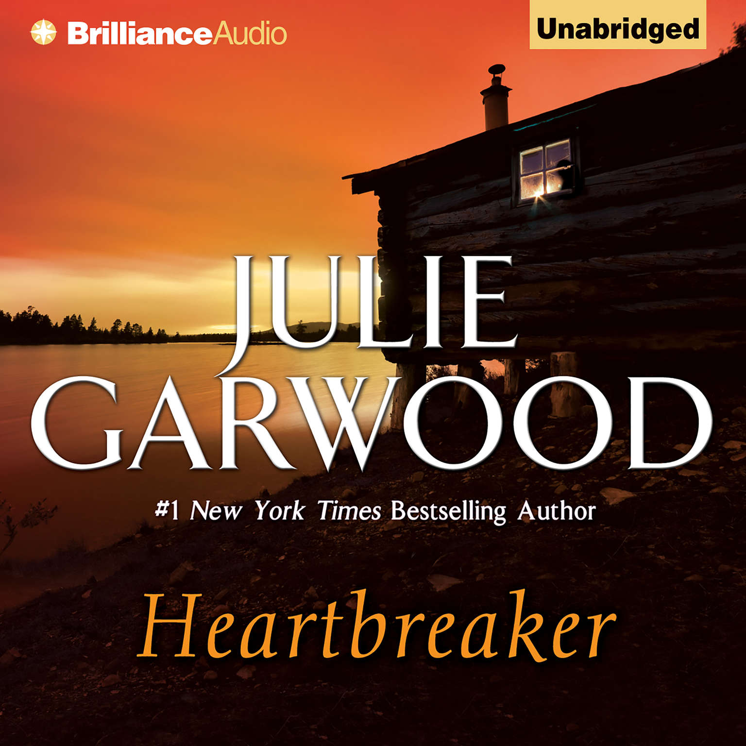 Printable Heartbreaker Audiobook Cover Art